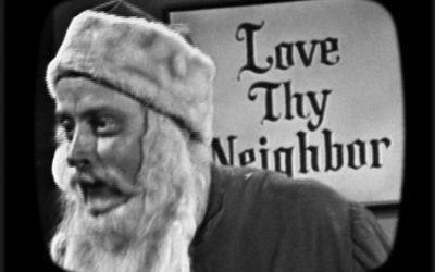 CHRISTMAS IN THE TWILIGHT ZONE!