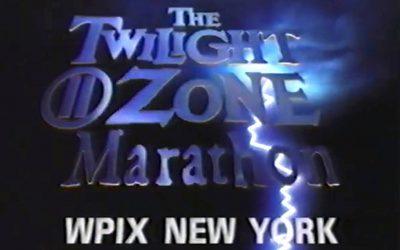 THE HISTORY OF THE TWILIGHT ZONE MARATHON!
