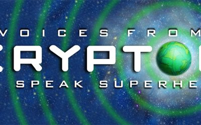 VOICES FROM KRYPTON logo!
