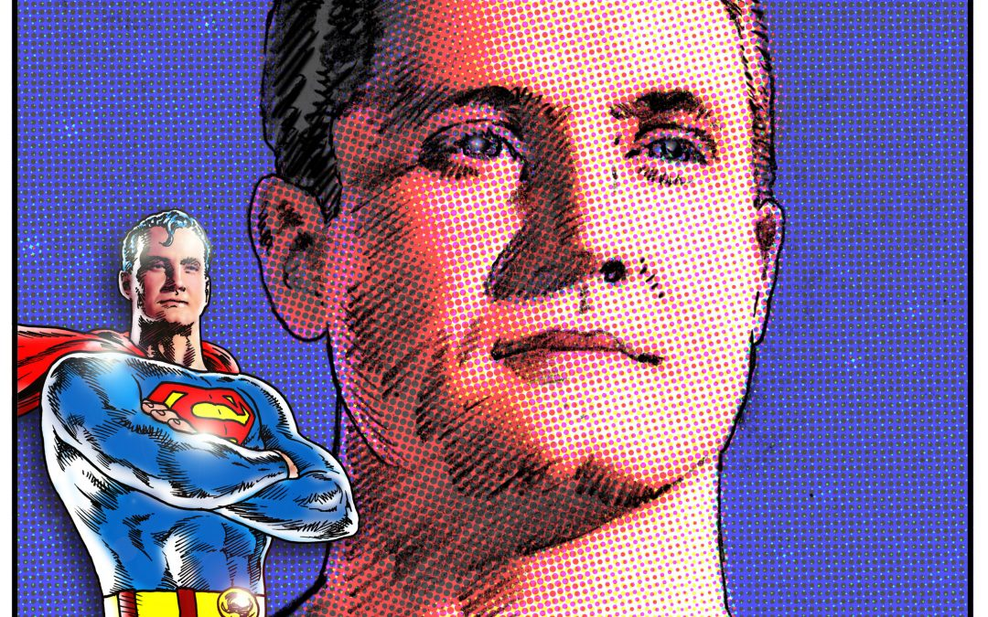 HAPPY BIRTHDAY, GEORGE REEVES!