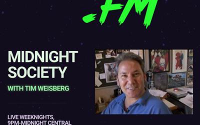 MIDNIGHT.FM radio interview 6/11/20
