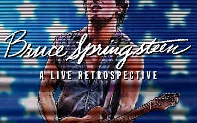 BRUCE SPRINGSTEEN LIVE RETROSPECTIVE webinar 7/22!