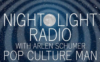 TALKING TWILIGHT ZONE on the radio 8/25 @ 8pm EST!