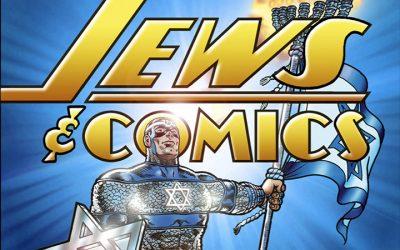 JEWS & COMICS webinar 9/16!