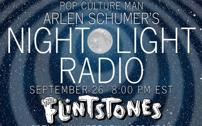 Talkin' FLINTSTONES on the radio 9/26!