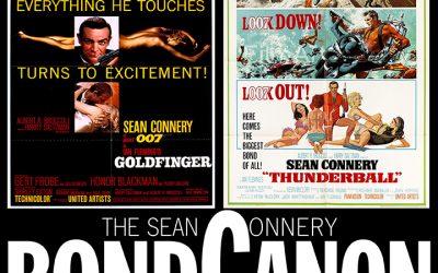 CONNERY BOND webinar (part 2) 10/22!