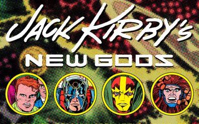 JACK KIRBY'S NEW GODS webinar 10/29!
