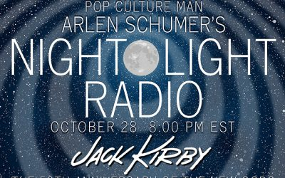Talkin' JACK KIRBY'S NEW GODS on the radio 10/28!
