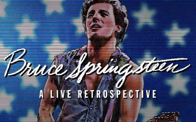 SPRINGSTEEN LIVE RETROSPECTIVE webinar 11/6!