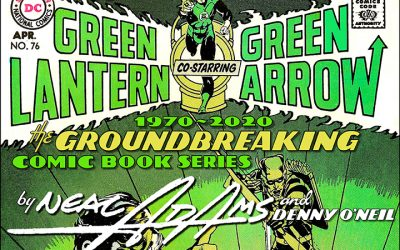 GREEN LANTERN/GREEN ARROW webinar 11/19!