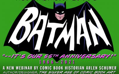 THE BATMAN TV SERIES webinar 1/12!