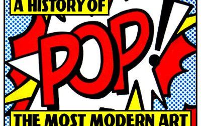 HISTORY OF POP ART WEBINAR 2/22!