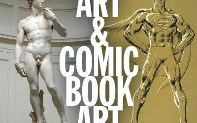 ART & COMIC BOOK ART webinar 3/3!