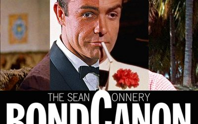 CONNERY-BOND webinar 3/24!
