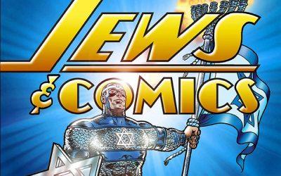 JEWS & COMICS webinar 3/26!