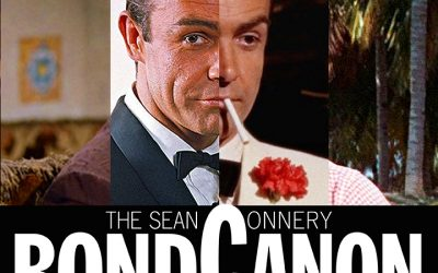 CONNERY-BOND webinar series #2: From Russia with Love 4/21!