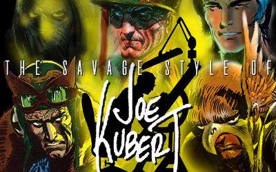 JOE KUBERT webinar 4/28!