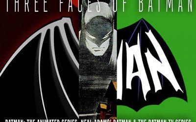 3 FACES of BATMAN webinar 5/5!