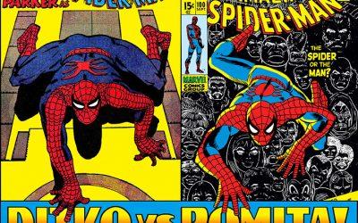 SPIDER-MAN: DITKO vs. ROMITA webinar 6/30