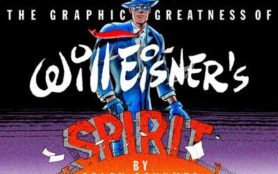 WILL EISNER'S THE SPIRIT webinar 6/2!