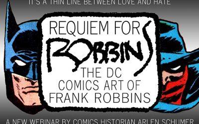 FRANK ROBBINS free webinar 8/4