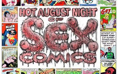 HOT AUGUST NIGHT OF SEX COMICS free webinar 8/11